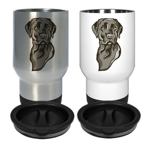 Aluminium-Thermobecher Labrador Retriever 2