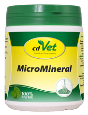 MicroMineral Hund & Katze 500g
